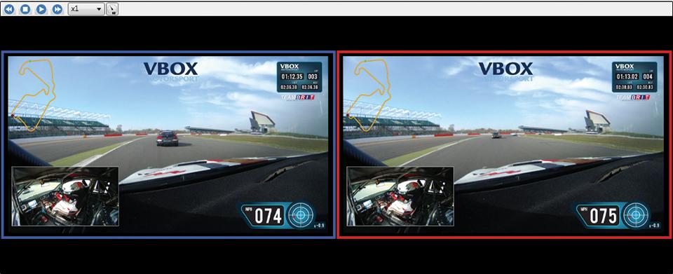 CT HD2 Silverstone screens